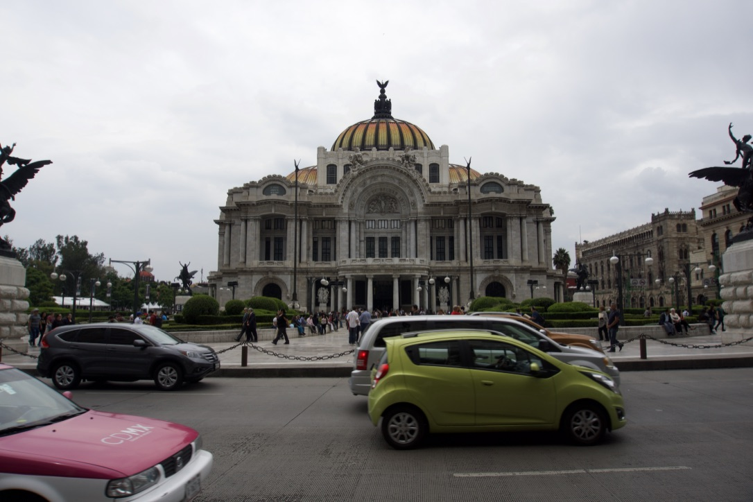 famous museum for tourists in Mexico City