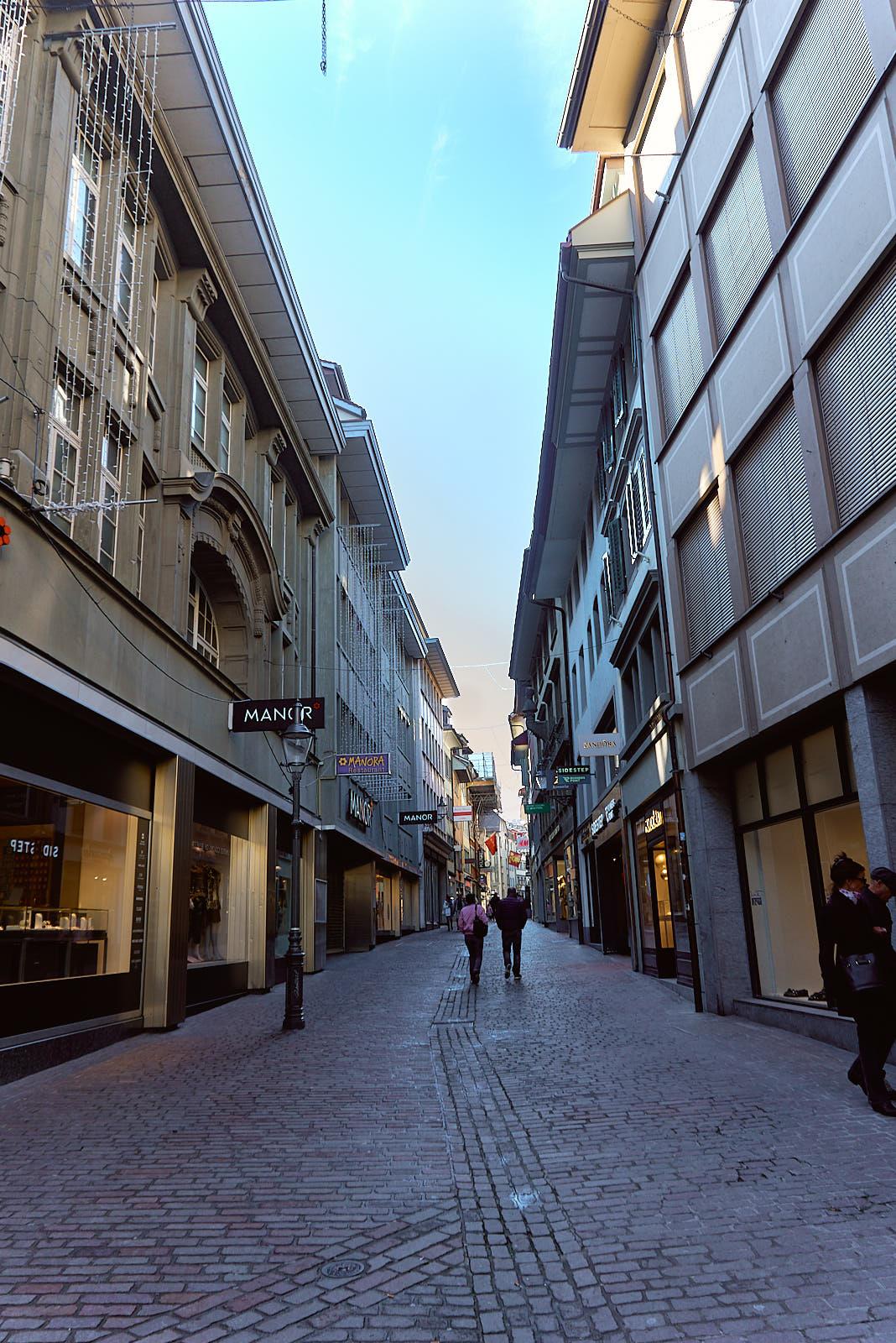 Old town Luzern