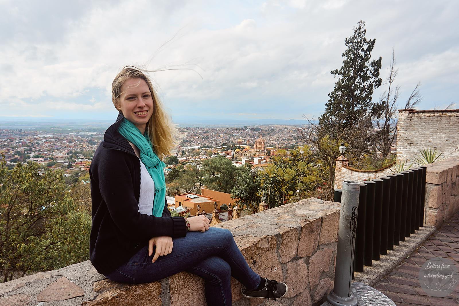 Mirador in San Miguel de Allende