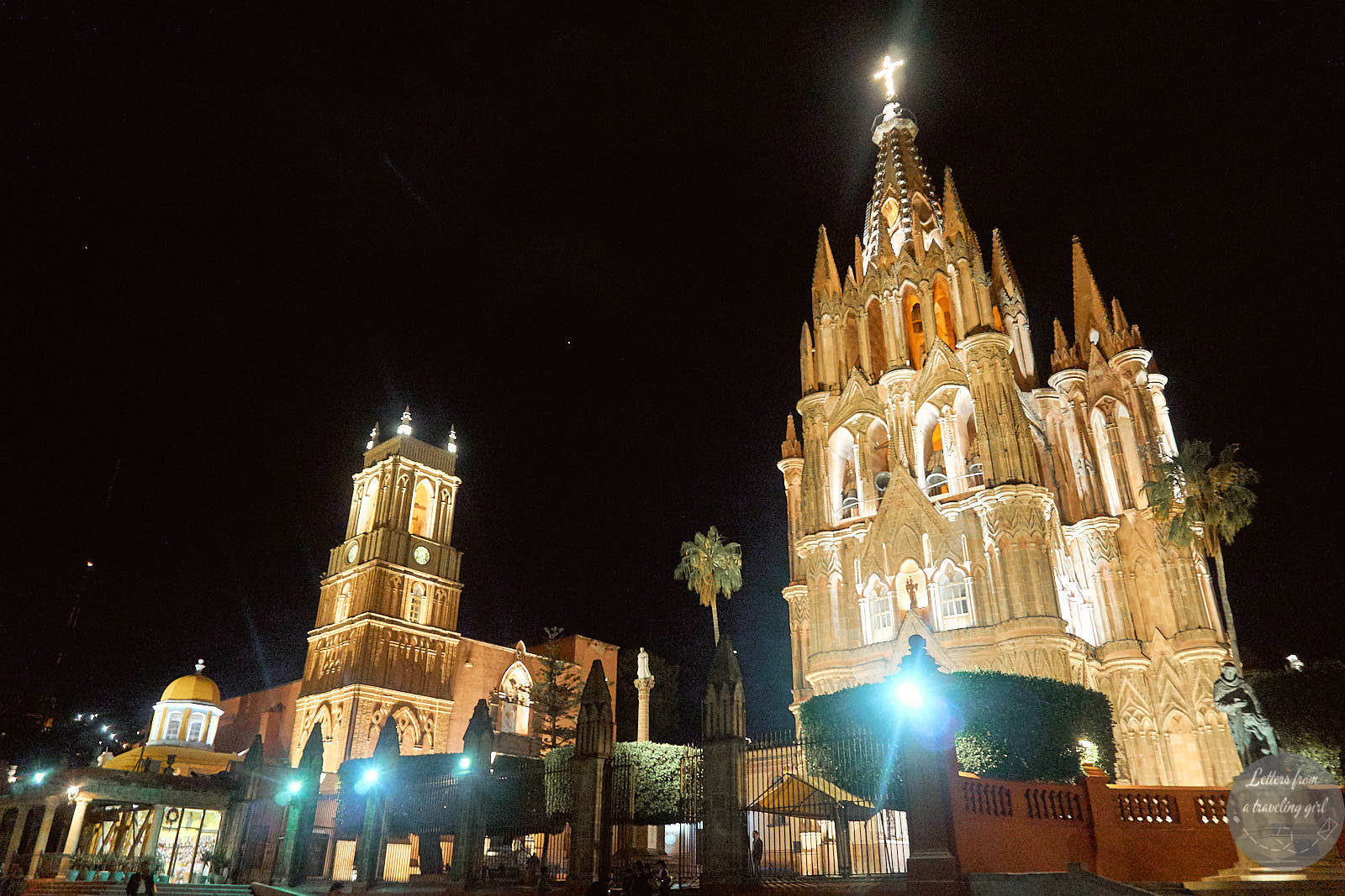 church of san miguel de allende